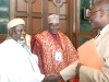 Shaykh Hassan Cisse, with Cheikh Diery Cisse and the Senegalese Ambassador to Malaysia