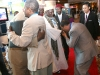 OIC Conference Attendees Greeting Shaykh Hassan Cisse