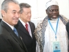 Malaysian Prime Minister, Minister of Health and Shaykh Hassan Cisse