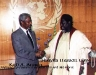 Shaykh Hassan Cisse and the the Former U.N Secretary General