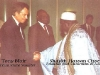 Shaykh Hassan Cisse and the Former British Prime Minister