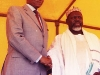 Shaykh Hassan Cisse and the President of Senegal